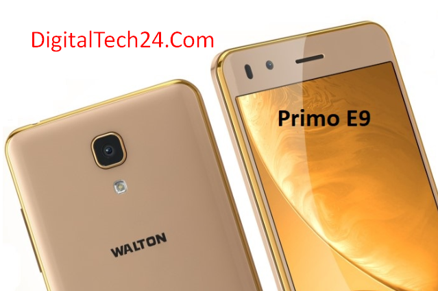 Walton Primo E9 Price in Bangladesh, Release Date & Features