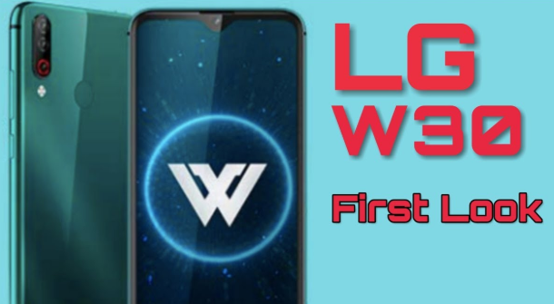LG W30 will Launch in India